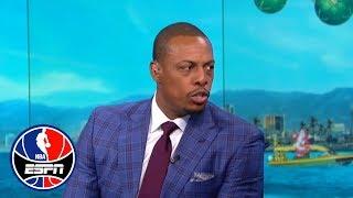 Paul Pierce still sees Knicks as a playoff team | NBA Countdown | ESPN