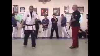 JeffBurhop - George Dillman Martial Arts Seminar - May 28. 2011