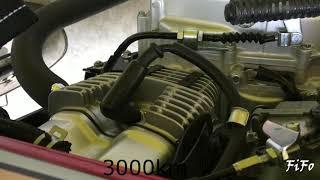 Honda CG125 - Tiếng máy qua mỗi 1000km ( đã chạy 4000 km ) - Engine sound after 4000km
