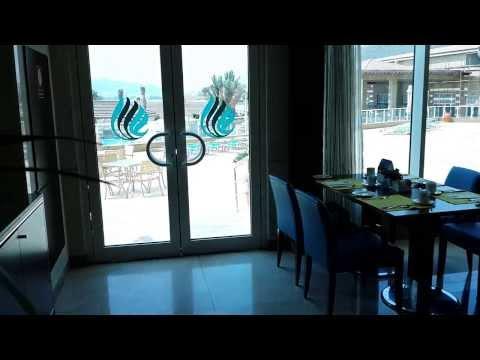 Breakfast in Oceanic  Khor Fakkan UAE
