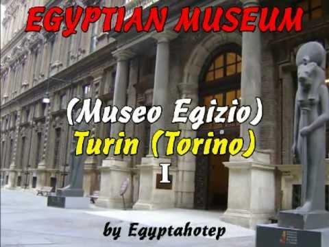 EGYPT 351 - EGYPTIAN MUSEUM *MUSEO EGIZIO di TORINO I* (by Egyptahotep)