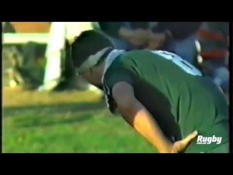Wallabies: Cheika against the All Blacks in 1988
