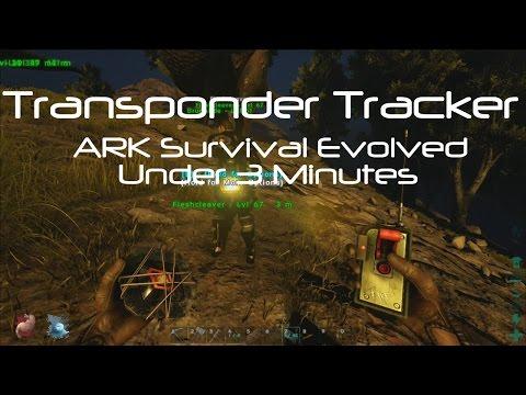 Transponder Tracker (Dinosaur /Player Tracking) [ARK Survival Evolved]