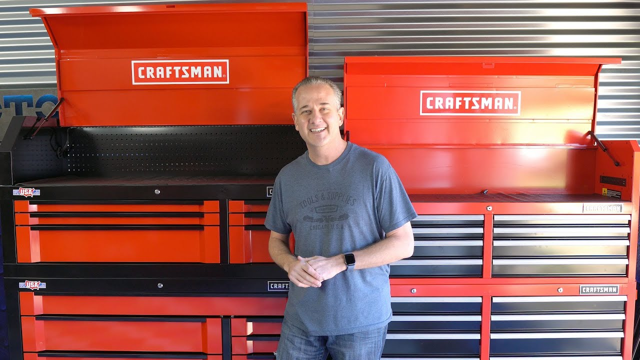 Craftsman 3000 Series vs 2000 Cabinet & Chest Compared