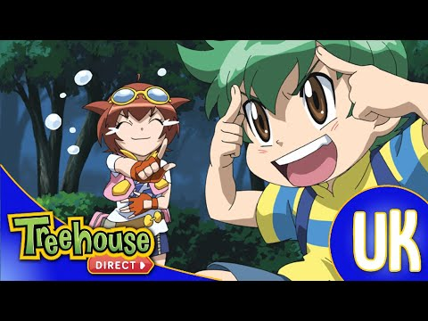 Beyblade Metal Fusion: The Mysterious Hyoma - Ep.15