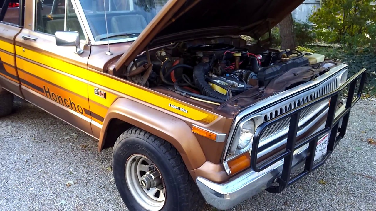 small resolution of jeep j10 honcho engine