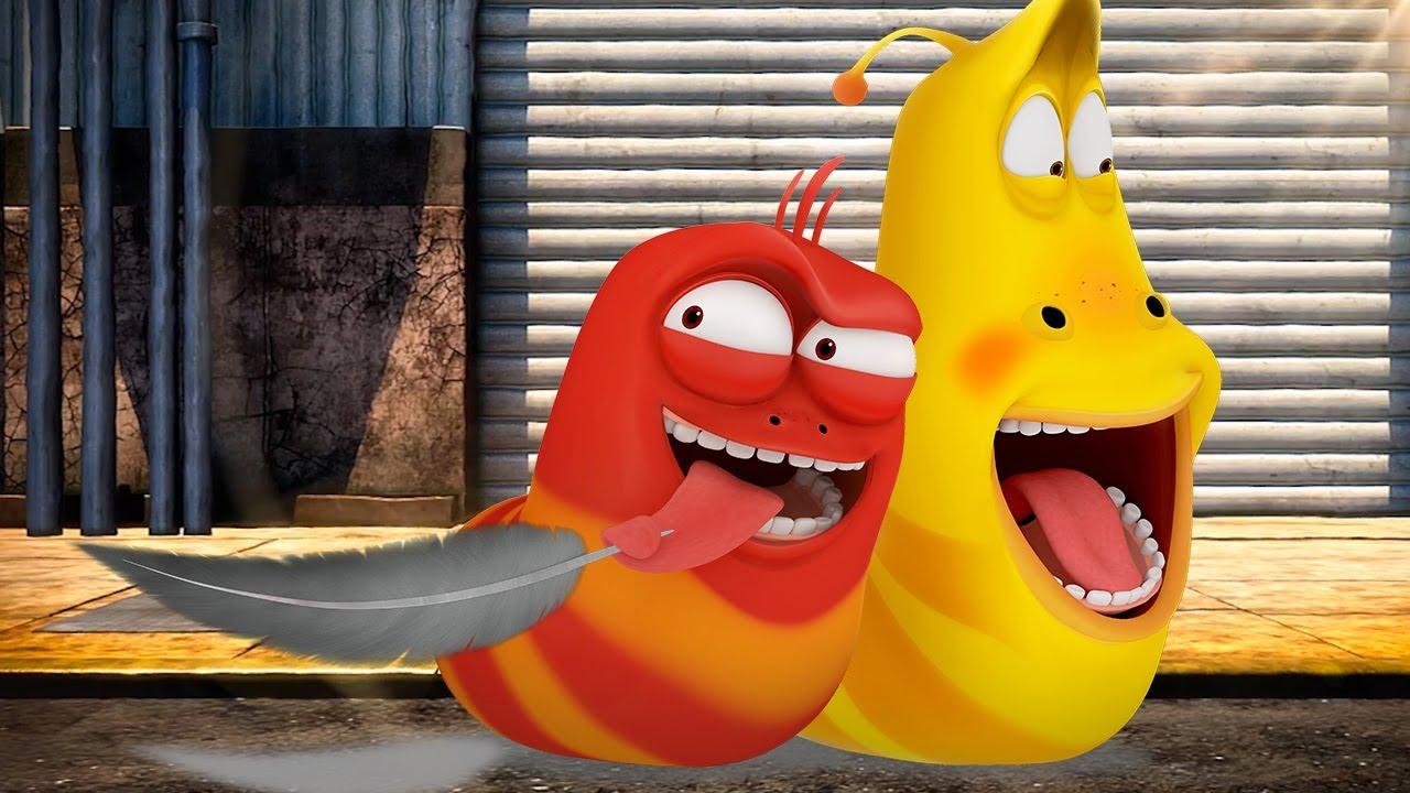 Download Tickle Time   LARVA   Cartoons for Kids