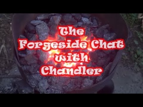 Forgeside Chat - 2017 Recap and a Confused Chandler