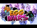 Minecraft - EGG WARS! w/JakeCraft VS HACKERS! [#3]
