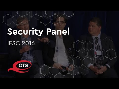 ISCF 2016: Security Panel