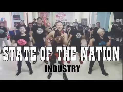 STATE OF THE NATION by Industry   RETROFITNESSPH   RKTakeshi Muraishi