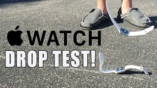 Apple Watch Durability Drop Test Youtube