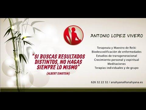 Antonio lopez Vivero Biodescodificacion