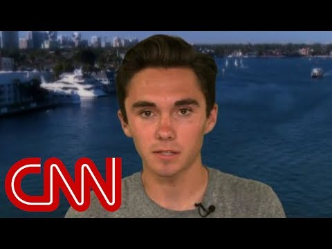 David Hogg on Laura Ingraham: \'A bully is a bully\'