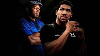 the truth behind the Lennox Lewis and Anthony Joshua beef