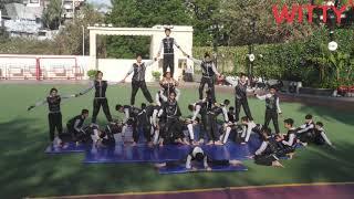 Sports Day, WIS Malad (W), Gymnastics & Pyramid