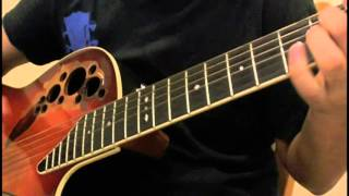 Leo Sayer - More than i can say guitar cover