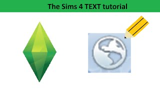 The Sims 4 Text Tutorial: Manage World Tool