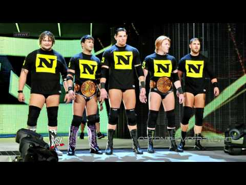 WWE 2010/2011: The Nexus Theme Song -