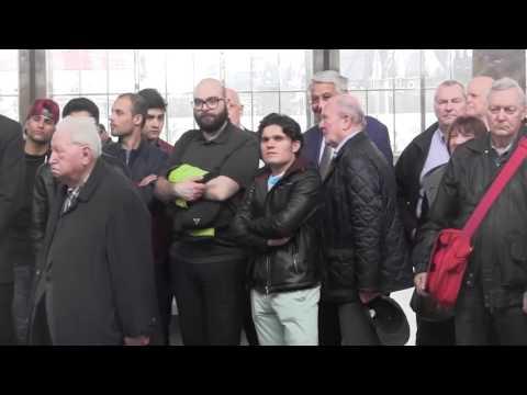 Westbahnhof-Gedenken 1.4.2016: Mag. Michael Schwanda,