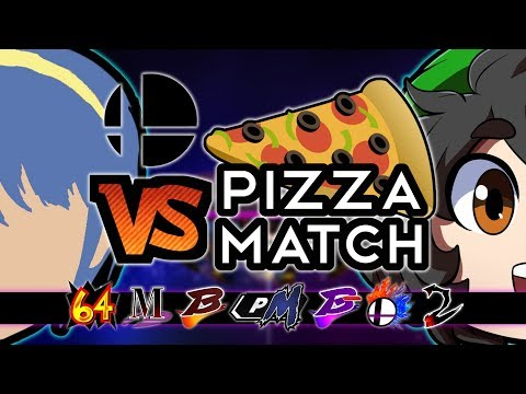 Pizza Match Ft. Ninkendo (Smash Bros.) WINTER 2018
