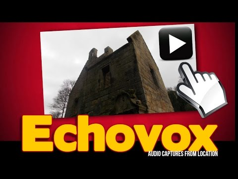 Ghost Voices 2015: Echovox at St Bridget's Kirk