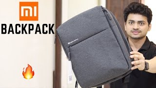 Mi City Backpack | Best Budget Backpack | Tech Unboxing 🔥