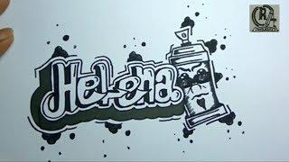 "Download Video REQUEST grafiti nama ""HELENA"" MP3 3GP MP4"