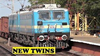 Brand New Twin WAG7 58 Wagon Freight Panambakkam
