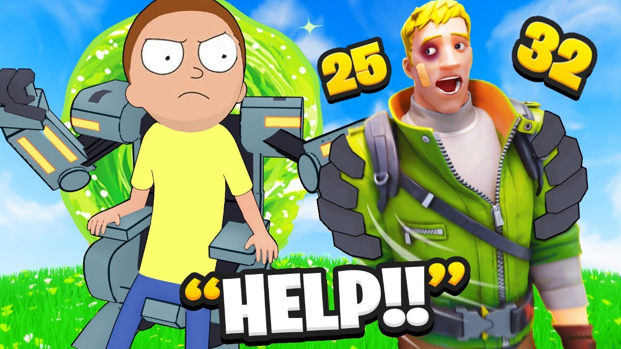 Download I Pretended To Be Morty.. (RAGE)