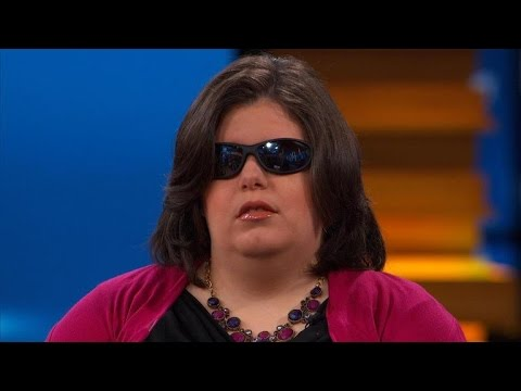A Dr. Phil Daytime Exclusive: The Woman Who Put Drain Cleaner in Her Eyes To Fulfill Her Dream Of…