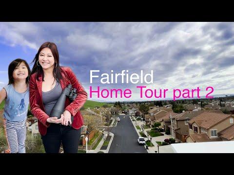 Fairfield home tour