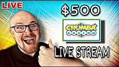 CHUMBA CASINO LIVE | $500 FOR 500 SUBS | ONLINE SLOTS | WIN REAL MONEY