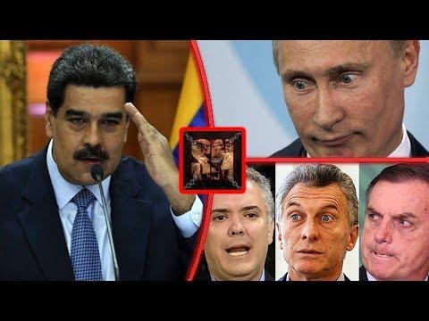 """Nicolás Maduro: """"Essa convenção é um circo exijo desculpas do Brasil, Argentina, Colômbia e Peru""""."""
