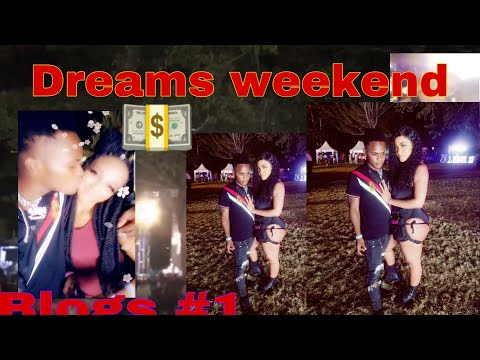Come With Me To Dream Weekend Vlogs #1 Ft Alkaline Performance