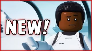 Lego Star Wars the Force Awakens NEWS - SEASON Pass Details - New Characters, Levels & More!