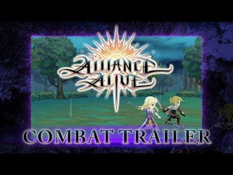 Learn about combat in The Alliance Alive!