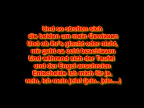 Fettes Brot -  Jein Lyrics
