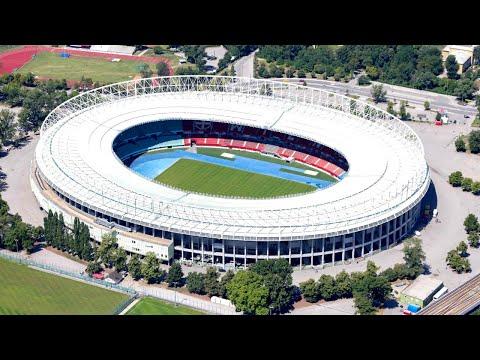 Ernst Happel Stadion - Vienna Austria