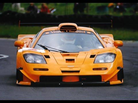 Need For Speed World Offline HOT McLaren F1 [WATERFRONT]