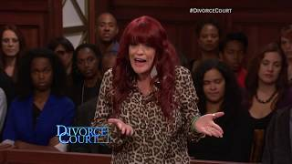 Classic Divorce Court: Knife Thrower
