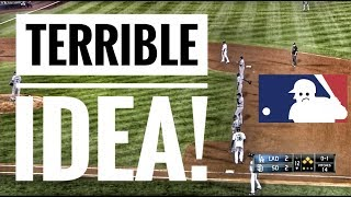 Why This MLB Rule CHANGE Is A TERRIBLE IDEA!