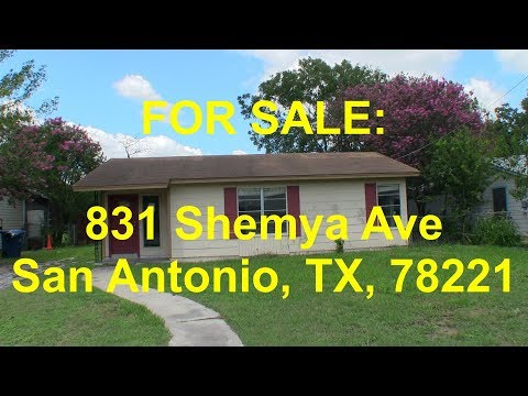 Double Reduced HUD Homes -- HUD King tours 831 Shemya Ave