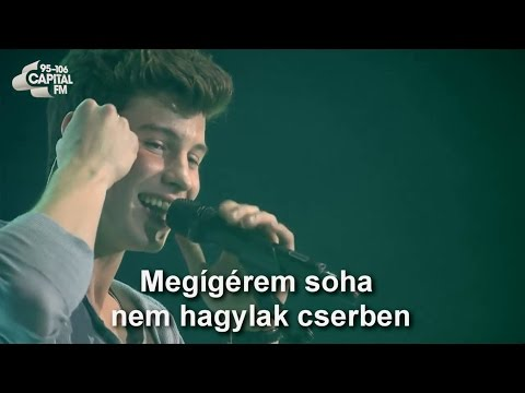 Shawn Mendes - Treat You Better Magyarul