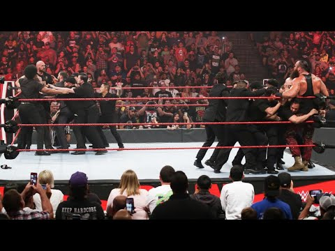 WINC Podcast (10/7): WWE RAW Review With Matt Morgan, HIAC Backlash, Bray Wyatt - Sasha Banks