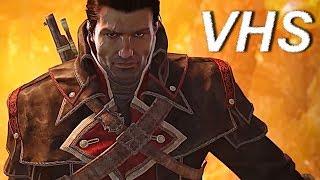 Assassin's Creed Rogue Remastered (2018) - русский трейлер - VHSник