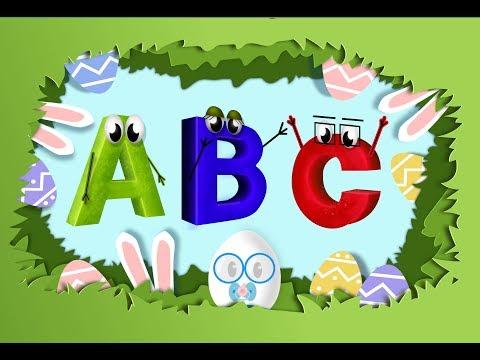 ABC Song | ABCD Alphabet Songs | ABC Songs For Children Nursery Rhymes 4k