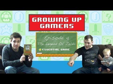 Growing Up Gamers - The Legend of Zelda - Season 1 Episode 4