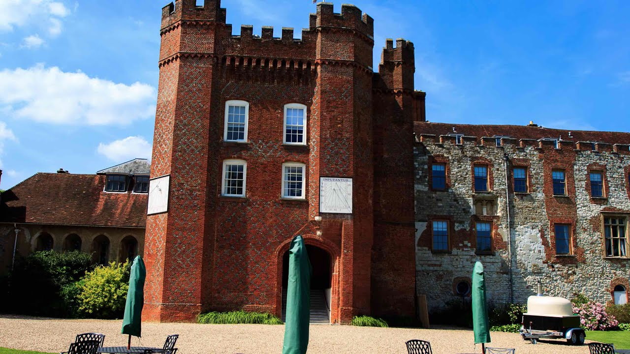 History of Farnham Castle