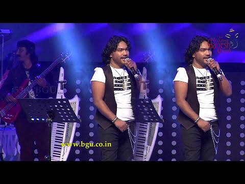 """Phonu Illa Message Illa Nindu"" song by Arjun Janya @ 53rd Bengaluru Ganesh Utsava..!!!"